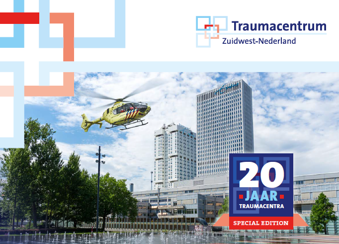 Refereeravond 20 jaar traumacentra - Special Edition