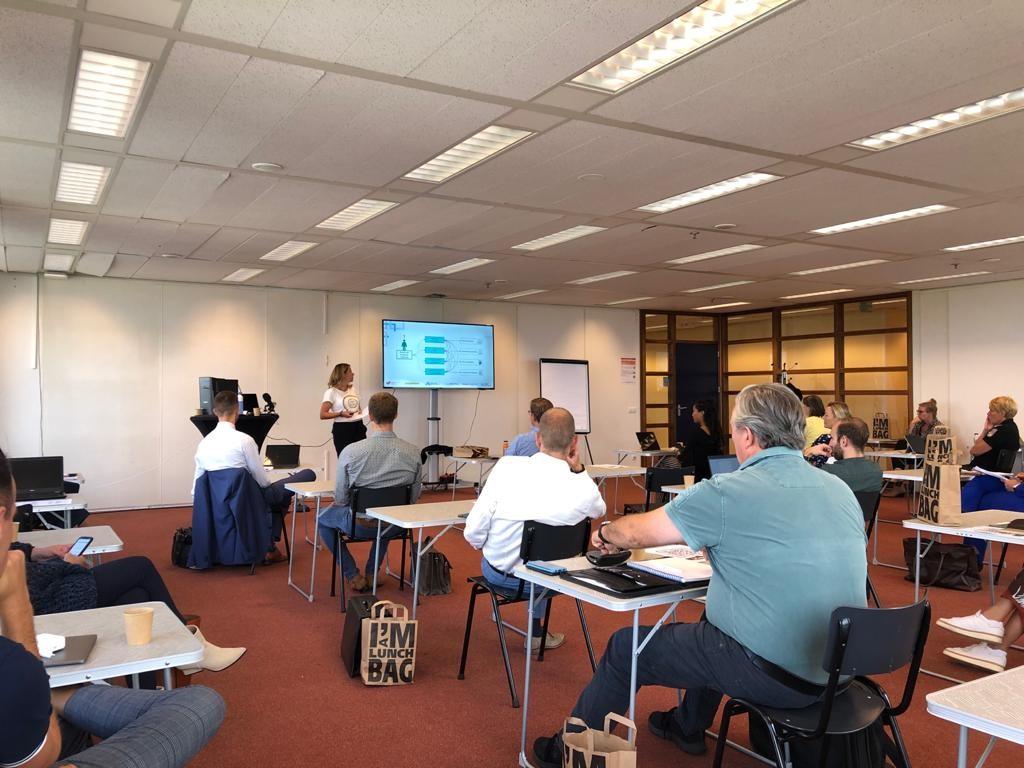 Kick-off pilot Zorgcoördinatiecentrum Rotterdam-Rijnmond