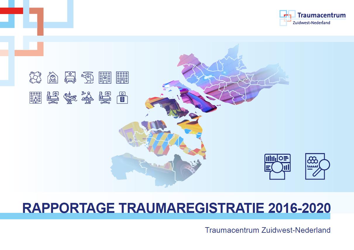 Rapportage traumaregistratie 2016-2020